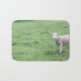 """Lamb """"Dang Paprazzi"""" Bath Mat"""