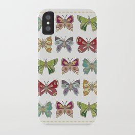 Butterfly butterfly iPhone Case
