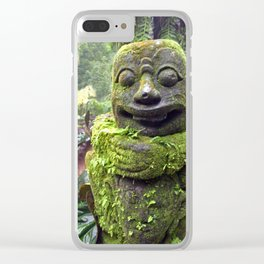 Singapore Botanical Garden 3 Clear iPhone Case