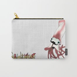 Derpy Market Squid Carry-All Pouch