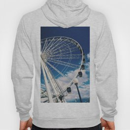Seattle Great Wheel Hoody