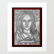No Soul Trading Art Print