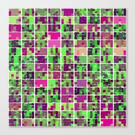 "Math Art Digital Print - ""yahtzee Rolls"" Canvas Print"