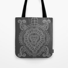 Pattern Tortoise  Tote Bag