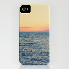 Sunset Over Ocean Slim Case iPhone (4, 4s)