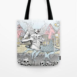 Alternative Reality Tote Bag