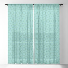 Miami Jane Sheer Curtain