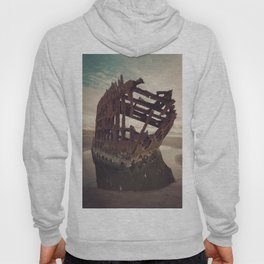 Shipwrecked - The Peter Iredale Hoody