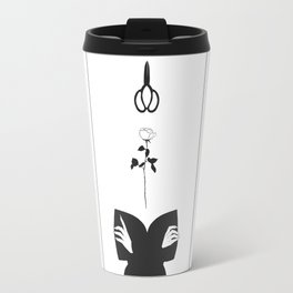 Morticia Travel Mug