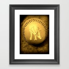 yankees2 Framed Art Print