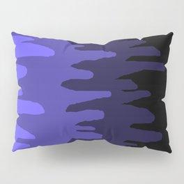 Splash of colour (blue) Pillow Sham