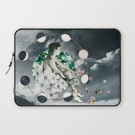 Give What They Can Receive (Six of Gems) Laptop Sleeve