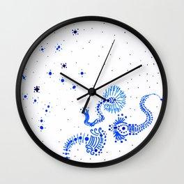 Micros Wall Clock