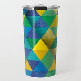 Geometric - BR II Travel Mug