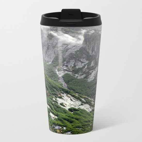 Endicott Mountainside Metal Travel Mug