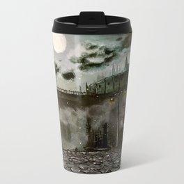 City of Yharnam Metal Travel Mug