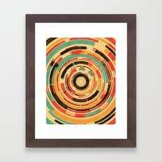 Space Odyssey Framed Art Print
