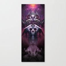 Warlokk's Totem Canvas Print