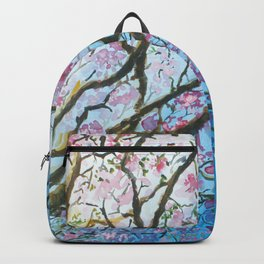 Pink Poui Backpack