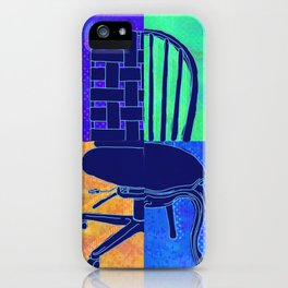 Take a Seat iPhone Case