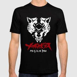 Megalo Box - Junk Dog T-shirt