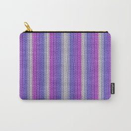 grannys knitting  Carry-All Pouch