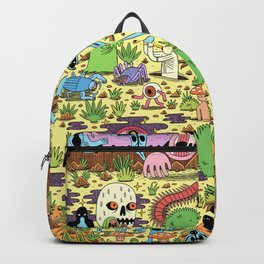 Ghost World Backpack