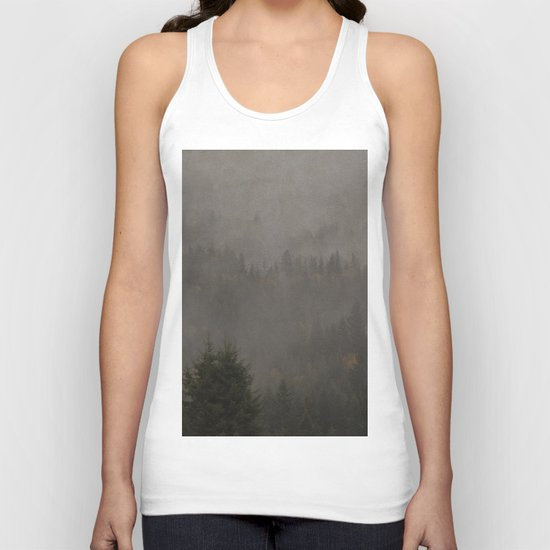 Forest of My Heart Unisex Tank Top