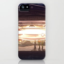 The Major Chronicles - Hanger iPhone Case