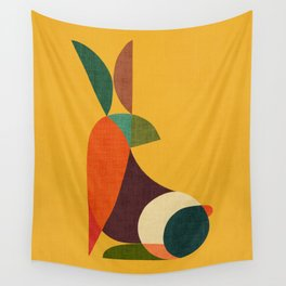 Rabbit Wall Tapestry