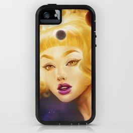 Sunny Girl iPhone Case