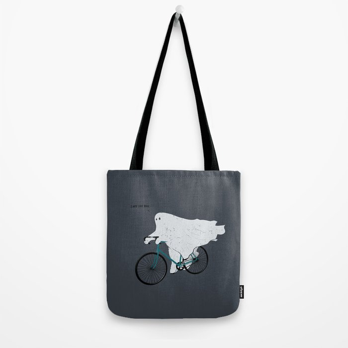 Negative Ghostrider G Tote Bag