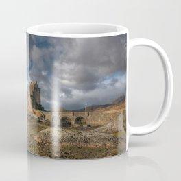 Eilean Donan Castle in Highlands of Scotland Coffee Mug