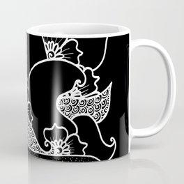 Amphora - Black White Coffee Mug