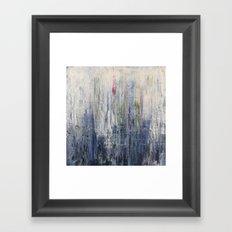 For Summer Framed Art Print