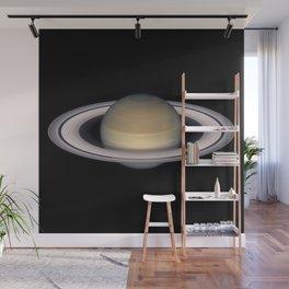 Saturn planet Wall Mural