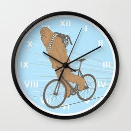 Chewbika Wall Clock
