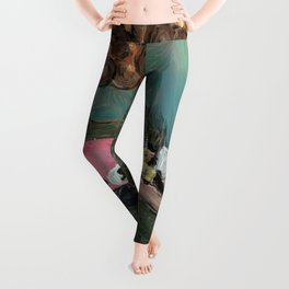 Unicorn Star Leggings