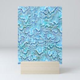 Rippling Water Mini Art Print