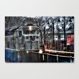 Westfield Station 2 Canvas Print