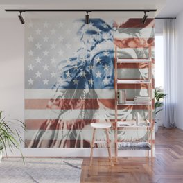 Native Americans in the United States Wall Mural