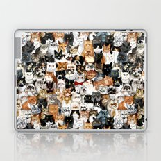 Catmina Project Laptop & iPad Skin