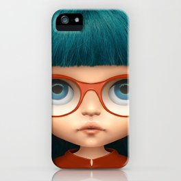 Blythe digital customization iPhone Case
