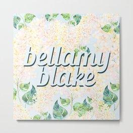 Bellamy Blake Metal Print