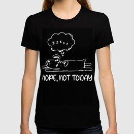 Lazy Dog Funny Dogs T-shirt