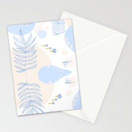 Pastel Pop in Sand Stationery Cards