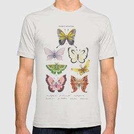 Butterfly Pokémon of the World T-shirt