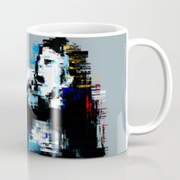 wasted rita Mugs featuring Wasted by magnojam
