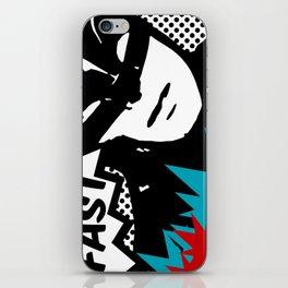 Pop Bat - Fast Fast #2 iPhone Skin