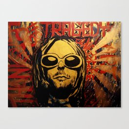 Thank you for the Tragedy. I Need it for my Art Canvas Print